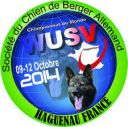 World Championship WUSV WM 2014